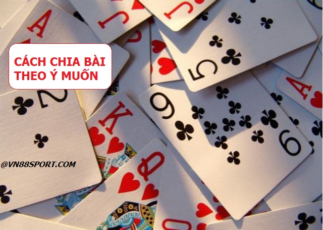 cach chia bai theo y muon hinh anh 1