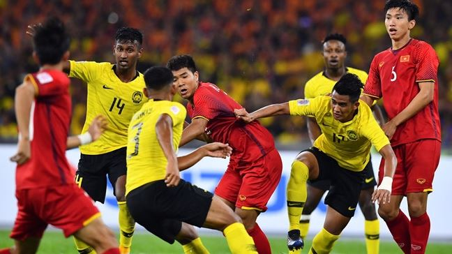 Soi keo Malaysia vs Viet Nam