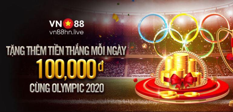 Tong hop khuyen mai Vn88 thang 8