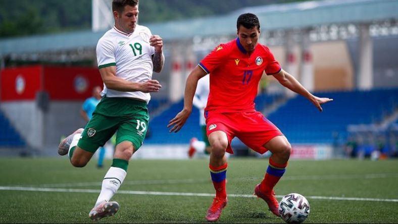 Soi keo chap Hungary vs Albania